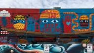 """Anfang September feiert das Streetartfestival """"Crush"""", das im RiNo-Viertel in Denver stattfindet, sein zehnjähriges Bestehen."""