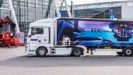 Kümmert sich um die Schnittstellen zwischen Lastwagen und Anhängern: Jost-Werke AG