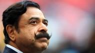 Der Milliardär mit dem Schnäuzer: Shahid Khan hat mit den Jaguars aus Jacksonville Großes vor.