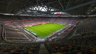 Die Partie zwischen Deutschland und Lettland soll in Düsseldorf stattfinden.