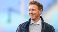 Neuer Trainer in München: Julian Nagelsmann