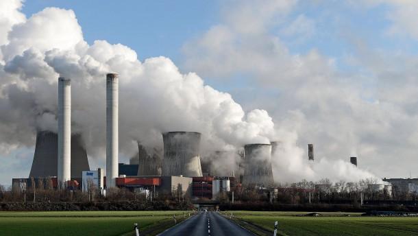 FAZ exklusiv RWE will Kraftwerke kaufen
