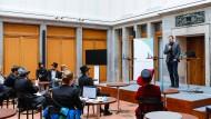 SPD-Generalsekretär Lars Klingbeil im Dialog bei der Stiftung Verantwortungseigentum