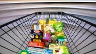Nahrungsmittel sind nochmal teurer geworden.