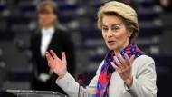 Ursula von der Leyen will Europa bis zum Jahr 2050 klimaneutral gestalten.