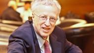 George Akerlof bekam im Jahr 2001 den Wirtschaftsnobelpreis.