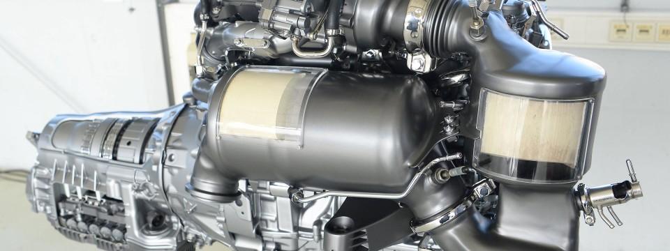 Ohne Zukunft? Diesel-Motor in Stuttgart