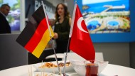 Political relations between Turkey and the EU are tense.
