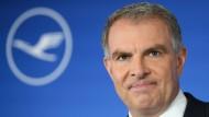 Carsten Spohr, Vorstandsvorsitzender der Deutsche Lufthansa