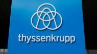Auch gegen Thyssen haben die Kartellwächter das Bußgeld erlassen.