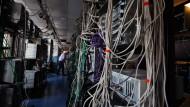 Datenverarbeitung der Zukunft: Der finnische Konzern Nokia forscht auch in Kanada an neuen Übermittlungswegen.