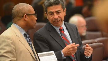 Alderman Danny Solis still cant explain where $140,000 for arts and culture projects disappeared to.