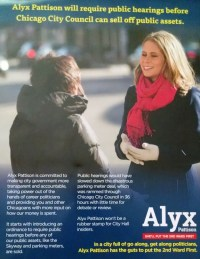 Alyx Pattisons mailer ripping the parking meter deal