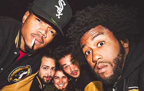 Chance the Rapper and the Social Experiment