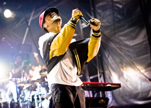 Chance the Rappers triumphant set was Sundays biggest draw, which might have surprised Skrillex.