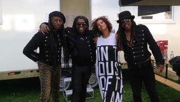 Death with Neneh Cherry