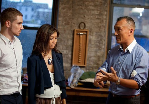 Joe Zee tells designers the hard truth on his new show, All On the Line.