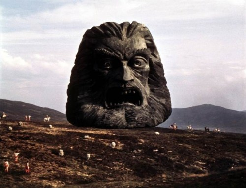 John Boormans Zardoz was the last film to screen at the Portage Theater before it closed abruptly this past spring.