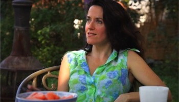 Laura Colella in Breakfast With Curtis