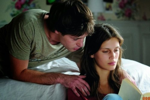 Marine Vacth (right) stars in Young & Beautiful