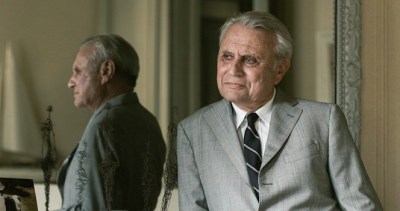 Michel Subor as an immoral businessman in Bastards