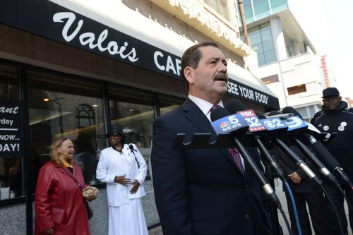 Public safety in Chicago is not a major concern of Rahm Emanuel and his administration, Jesus Chuy Garcia said last week.