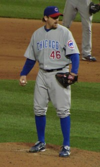 Ryan Dempster probably wont get a crack at Ed Reulbachs Cubs record for consecutive scoreless innings.