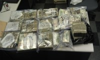Seized in Chicagos unending war on drugs