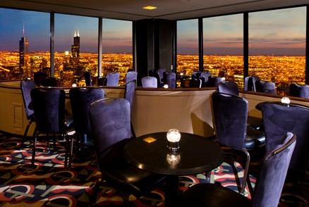 Signature Room at the 95th  Gold CoastMag Mile