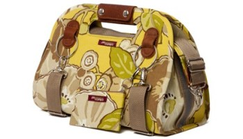 The Armitage Satchel from Po Campo, one of the labels featured at tomorrows bike fashion show