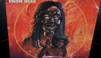 The Black Devil Doll From Hell soundtrack cover art