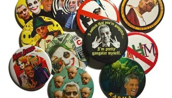 The many incarnations of Rahm, as imagined by the Button Man of Bridgeport, aka Mr. X.