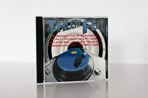 The Talent Fest cover
