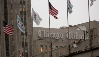 The Webb report says the Chicago Tribune didnt pick up some police files.