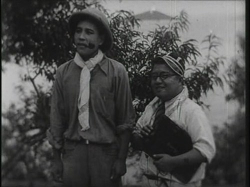 Two Stars in the Milky Way (1931)