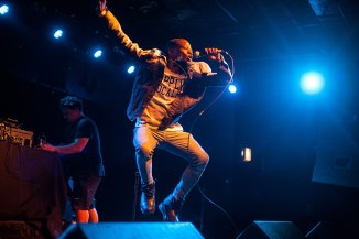 Femdot performs at Bottom Lounge in Chicago - DAVON CLARK