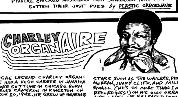 Charley Organaire helped introduce the harmonica to ska