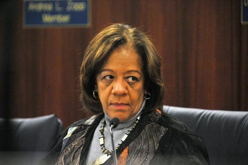 Wait, so, how many students have gone missing from CPS, Barbara Byrd-Bennett?