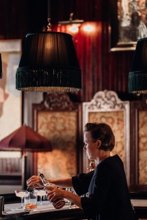 Maker Gatsby-esque Hotel & Lounge In Hudson