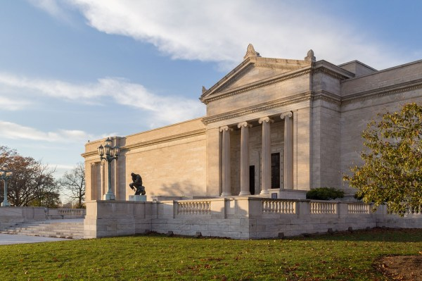 Cleveland Museum Of Art Wins Award Adventurous