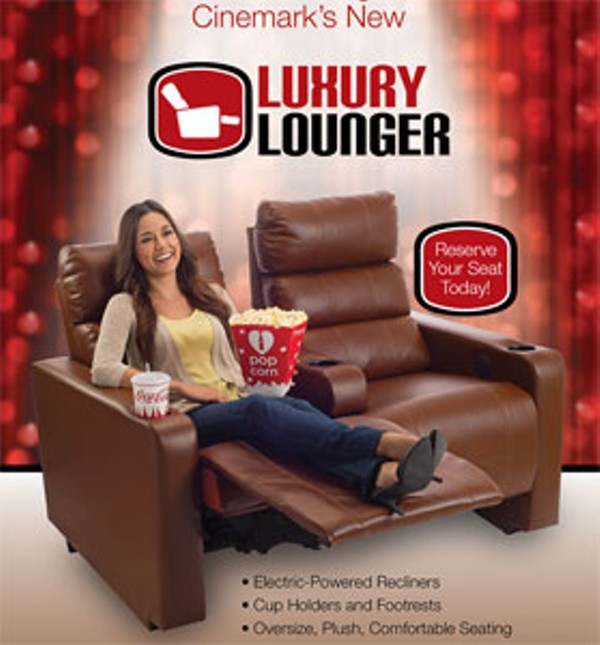 oversized recliner chairs dxracer chair india valley view is latest local movie theater to get luxury overhaul | scene and heard ...