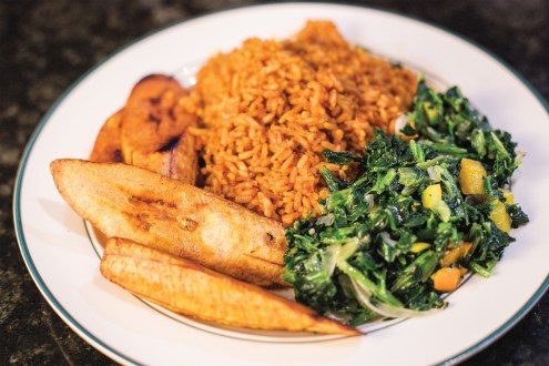 Image result for vegetarian meals photos in nigeria