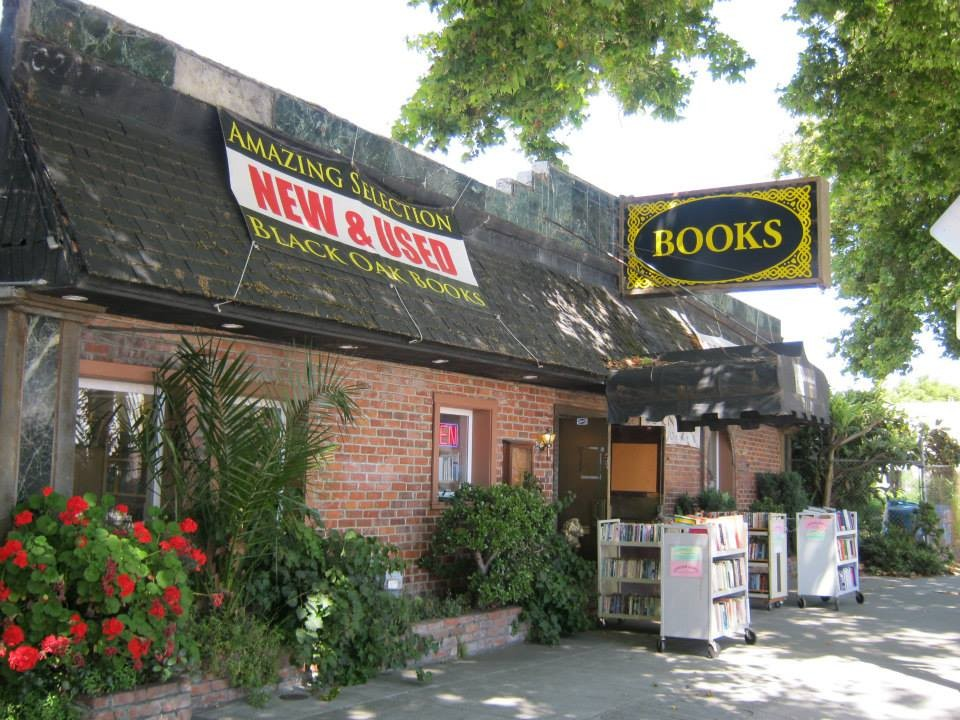 Black Oak Books will close to the public at the end of January.