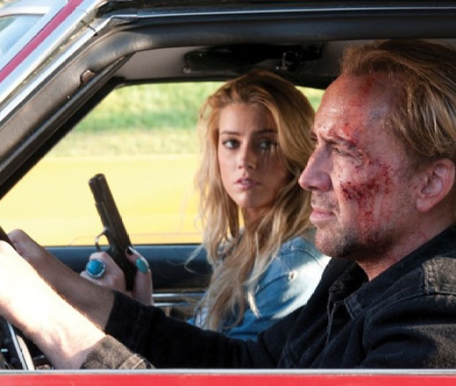 In Drive Angry Nicolas Cage Once Again Portrays A Hell Spawn On A Vehicular Rampage We Would Call This Drive Angry Ghost Rider 2 Ghost Driver