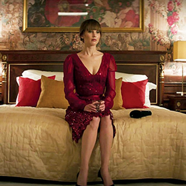 Red Sparrow  Film Features  Memphis News and Events