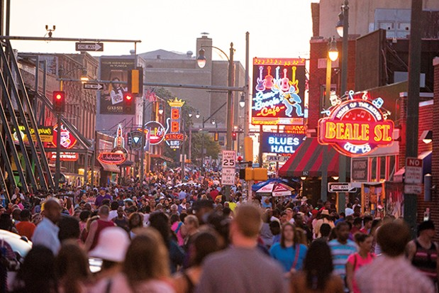 Beale Street Task Force to Hire CrowdControl Consultant