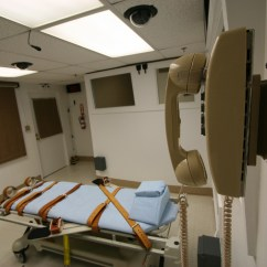 Florida Electric Chair Bjorn High Supreme Court Rejects 10 Death Penalty Appeals Blogs Photo Via Department Of Corrections