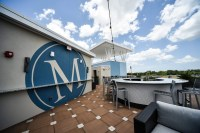 New rooftop bar M Lounge officially opens Wednesday in ...