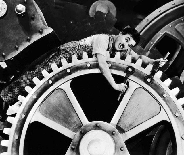 Take Your Kids To A Free Screening Of Charlie Chaplins Modern Times At Enzian