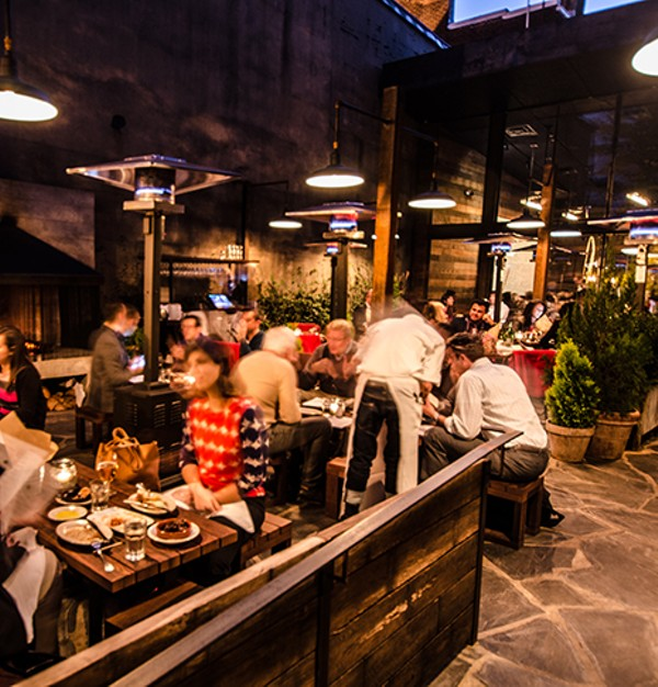 Barcelona Restaurant & Wine Bar is the forerunner of a renaissance at the Marketplace at Dr. Phillips   Blogs